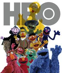 Sesame Street and HBO